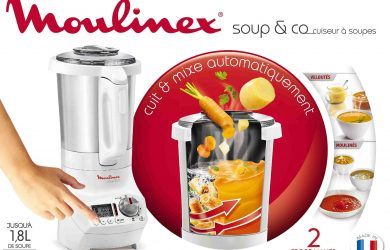 Blender Moulinex made in France