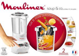 Blender Moulinex made in France