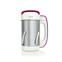 Philips HR2200-80 Blender Chauffant Smoothies Soup Maker 990W 1,2L